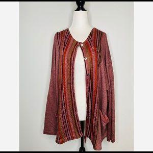 Marketplace Handwork of India Cardigan Sweater